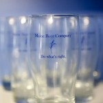 Maine Beer Company glasses