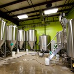 Maine Beer Company brewing operations