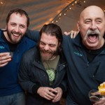 Abraham Lorain, Matt Delamater, Paul Lorain, Growler Night, Funky Bow Brewery
