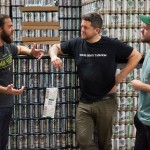 Peter and Noah talk with Matt about their beer